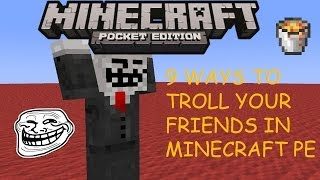 SUP! Today's video is a machinima on how to troll your friends! XD Trolololololol If you enjoyed the video, please like and ...