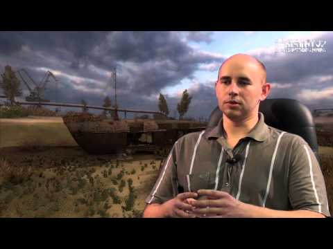 S.T.A.L.K.E.R.: Зов Припяти - Видеодневник #1 (Навигатор Игрового Мира) HD