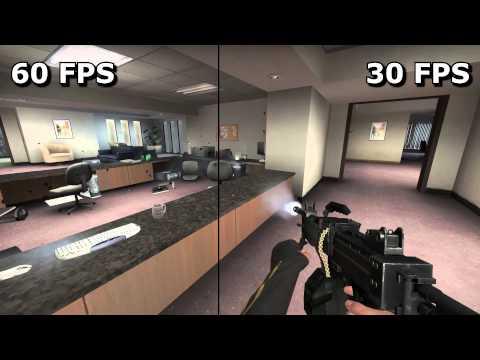 Как сделать 60 fps из 30