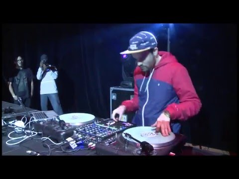 DJ Skillz France Technical Category Finals Set 2 IDA 2015