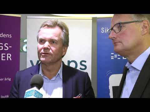 Intervju med Finn Haugan og Rune Bjerke