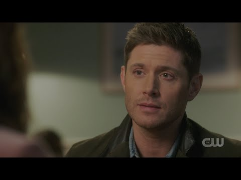 Supernatural 15x15 - The Boys meet Amara and Dean convinces her to help them fight God!!
