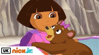 Dora The Explorer   Sleepy Bear   Nick Jr  Uk