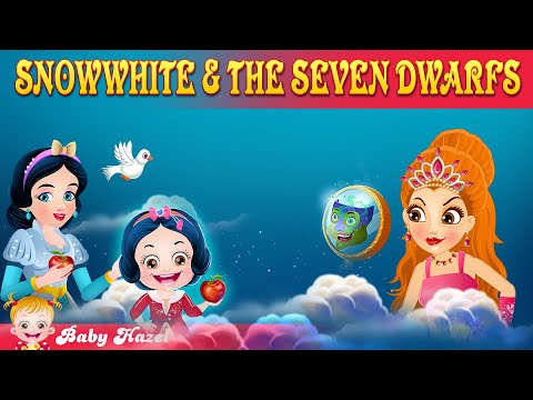 Snow White & The Seven Dwarf Full Movie In English By Baby Hazel   English Fairy Tales & Stories