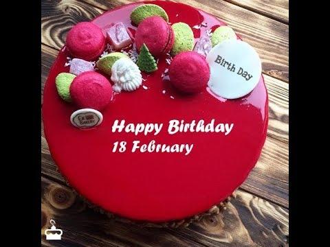 Birthday quotes - 18 February 2019  Birthday StatusHappy Birthday Song With QuotesBest Birthday WhatsApp Status