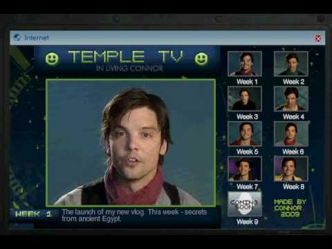 Primeval 3x01 - Temple TV episode 1