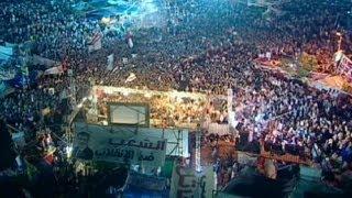 الأزمة السياسية في مصر تدخل مرحلة جديدة تبدو أكثر توترا