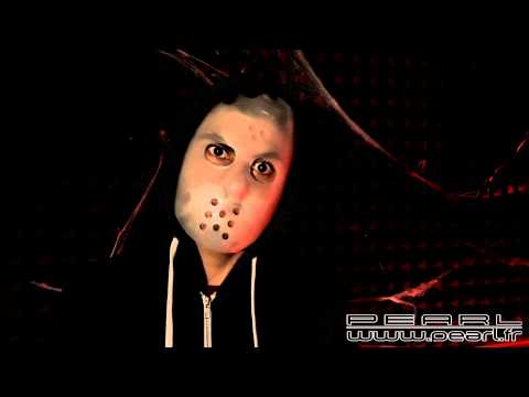 NC8927-Déguisement ''Masque de hockey'' - Fluorescent