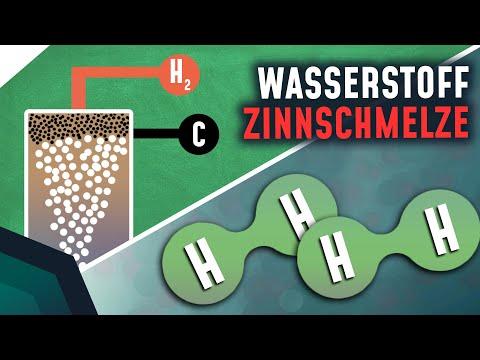 Endlich grüner Wasserstoff! So gewinnen deutsche Forscher emissionsfrei Wasserstoff