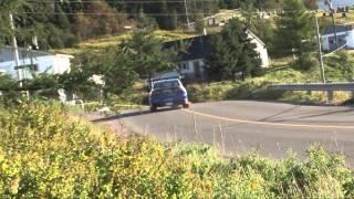 Targa Newfoundland 2014. Day 3
