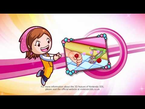 Cooking Mama 4: Kitchen Magic Animated Trailer