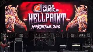 Trilogi Live @ Hellprint Monster Tour 2016
