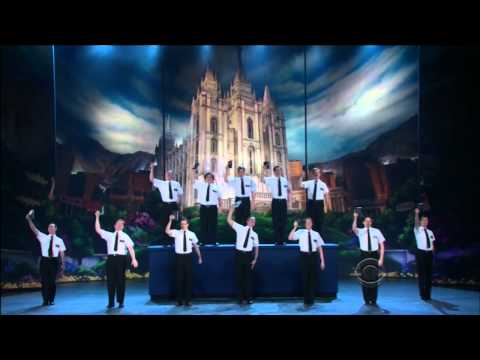 musicals - Opening Number to the 66th Tony Awards. Only CBS Watermark. 720p HD Format. Credits: CBS, Book of Mormon LLC, The Harry Fox Agency, Warner Chappell.