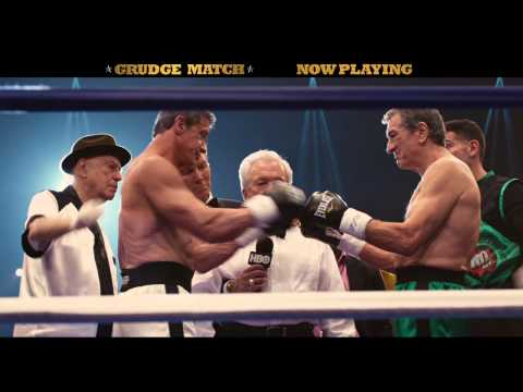 Grudge Match TV Spot 'Now Playing'