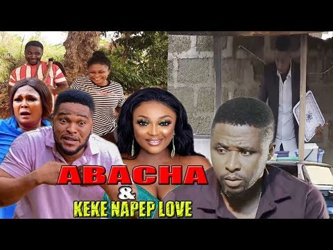 Abacha &  Keke Napep Love  Part 1 & 2 - Onny Michael 2019 Nigerian Nollywood Movies.