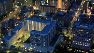 St Luke's Garden Tower -Tokyo Miniature-