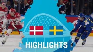 Дания - Швеция 2-4