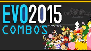 Top Melee Combos / Highlights / Moments | EVO 2015