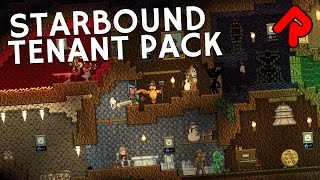 The Starbound Tenant Pack mod is a new set of colony NPCS. See what they are and how to get them in this look at the best Starbound mods. Subscribe for ...