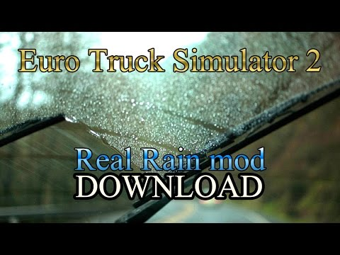 Real Rain mod by Flashback