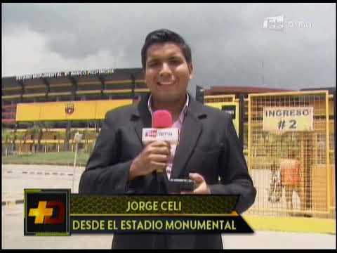 Barcelona y Cerro Porteño jugarán esta noche por Copa Libertadores
