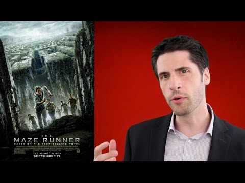 runner - It's like Lord of the Flies meets the Labyrinth....minus the Bowie Bulge. Jeremy reviews