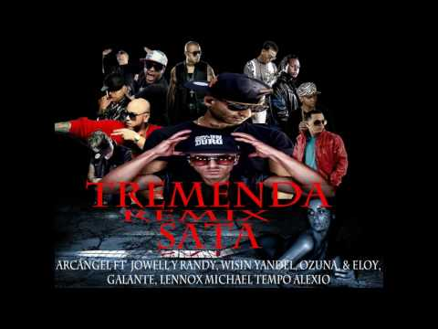 Video Tremenda Sata Remix(Official Remix) ( Prod. By DJ Luian & Gustavo Rocque) download in MP3, 3GP, MP4, WEBM, AVI, FLV January 2017