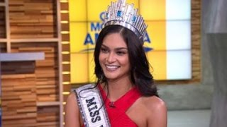 Video Miss Universe Philippines Speaks Out About Pageant Mix-up MP3, 3GP, MP4, WEBM, AVI, FLV Juli 2018