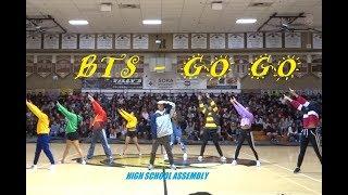 Download Lagu [HKDC] BTS - GO GO SCHOOL ASSEMBLY Public Dance Performance Mp3