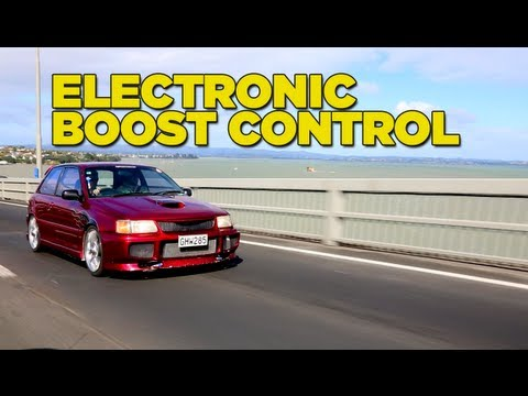 how to adjust turbo xs boost controller