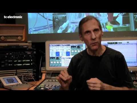 In part 1 Richard talks about CAT43, MD4, the DXP algorithm. He gives an in depth view of how he uses the UnWrap stereo to 5.1 algorithm for his surround mixes.