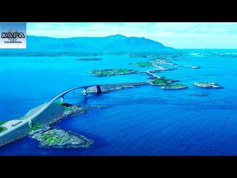 Top  Các Quốc Gia Có Đường Bờ Biển Dài Nhất Thế Giới