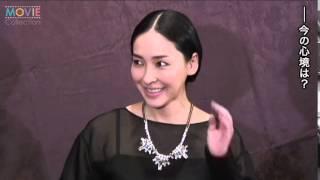 麻生久美子/第23回日本映画批評家大賞授賞式