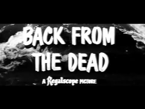Back From The Dead (1957)