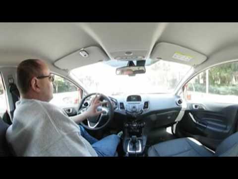 Uma volta com o Fiesta 1.0 Ecoboost. O Turbo 1.0 da Ford