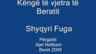 Këngë Të Vjetra Beratase 2 - Old Songs Of Berat -  Shyqyri Fuga