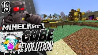 Minecraft Cube Evolution Episode 19: Lucky Block Prank
