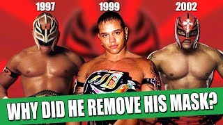 Video Here's The Reason Why Rey Mysterio Unmasked himself  in 1999!    rey mysterio returns 2018 MP3, 3GP, MP4, WEBM, AVI, FLV Juni 2019