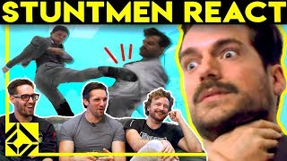Video Stuntmen React To Bad & Great Hollywood Stunts MP3, 3GP, MP4, WEBM, AVI, FLV Agustus 2019