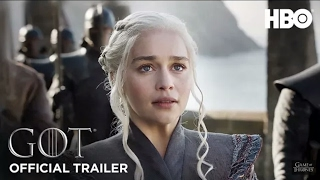 Game of Thrones Season 7: Official Trailer (HBO) Game of Thrones Season 7 premieres 7.16.17 on HBO. #GoTS7.