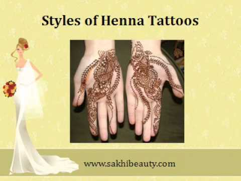 Henna Tattoos & Bridal Makeup by Professional Makeup Artist in NJ