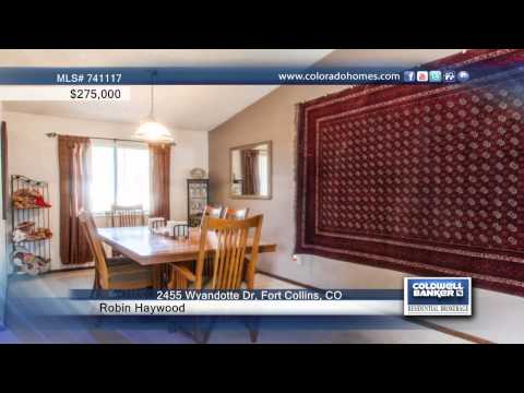 2455 Wyandotte Dr  Fort Collins  Homes for Sale CO | coloradohomes.com
