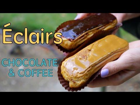 VIDEO: Éclair Taste Test in Paris