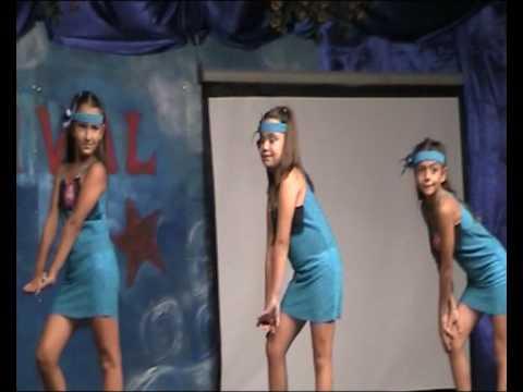 Panza Festival 2010 - Serata Finale - Junior Ballo/Canto