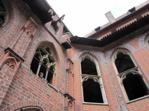 Inside Malbork Castl..