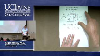 Engineering MAE 130A. Intro to Fluid Mechanics. Lecture 17.