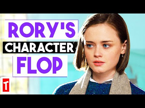 Rory's Fall From Grace In Gilmore Girls