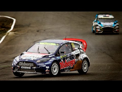 Flashback: Reinis Nitiss maiden World RX win - Hell RX 2014 - FIA World Rallycross Championship