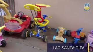 Lar Santa Rita – O seu imposto de renda pode proteger as crianças e os adolescentes de Dourados