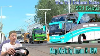 Video Bus STJ Body Rexus di Map Meik via Tol Dalam Kota MP3, 3GP, MP4, WEBM, AVI, FLV Desember 2018